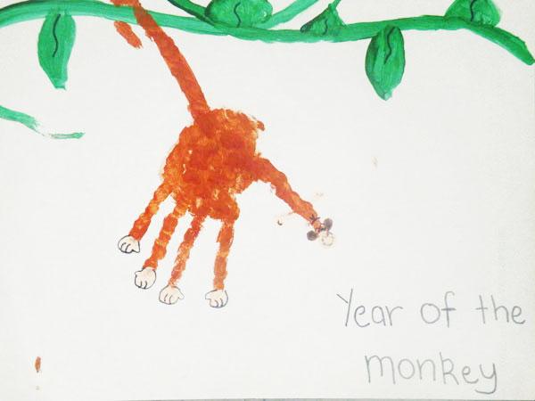 Handprint Monkey - Aussie Childcare Network