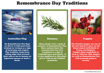 Remembrance Day Traditions