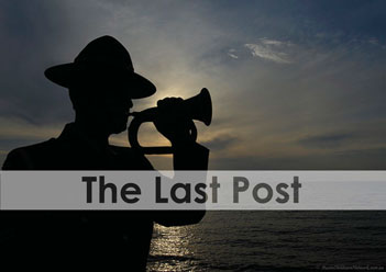 The Last Post Remembrance