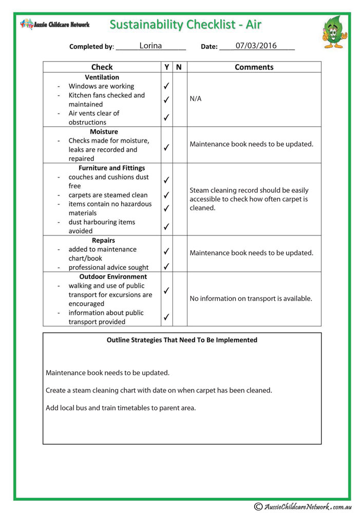 home energy audit checklist pdf