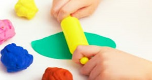 Playdough Play For Children
