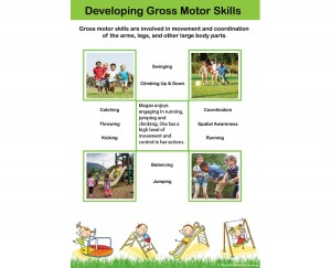 Developing Gross Motor Skills
