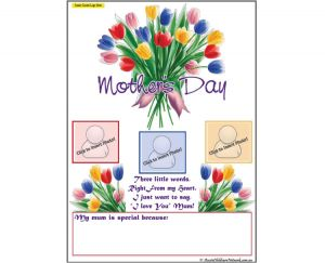 Mothers Day - Tulips