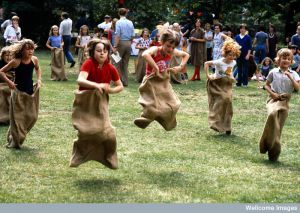 Sack Races