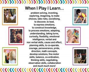 I Play I Learn Portfolio Template