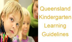 Queensland Kindergarten Learning Guidelines
