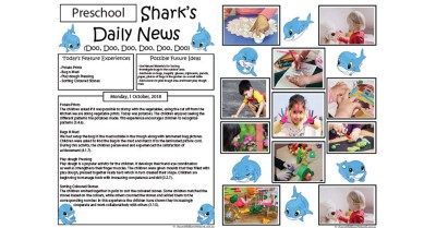 Daily News Reflections Template