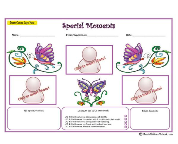 Special Moments - Pink