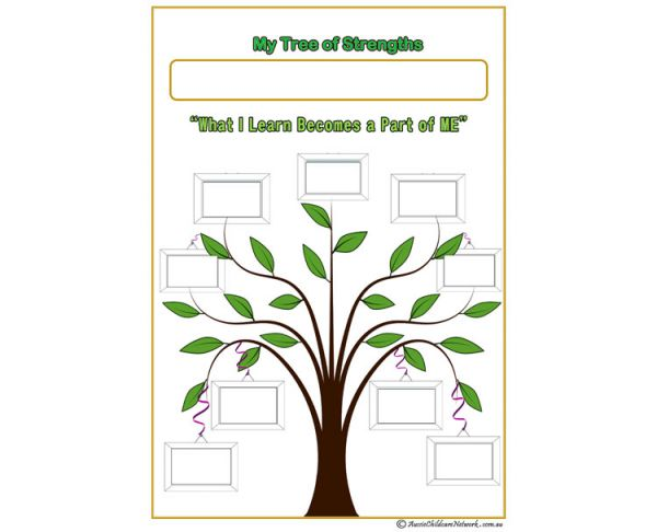 My Tree Of Strengths