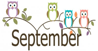 September Calendar Of Events 2020