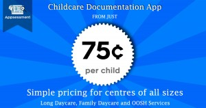 Appsessment 3.1 - Just 75¢ Per Child - New Pricing Model