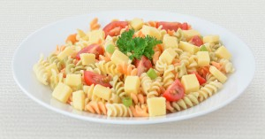 Mixed Vegetable Pasta Salad