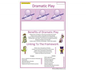 Interest Area - Dramatic Play