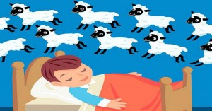 Counting Sheep To Sleep