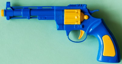Childcare Services Ban Children From Toy Weapons That May Promote Violence