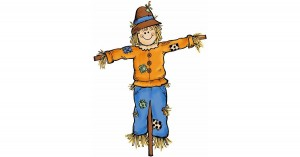 Dinge Dangle Scarecrow