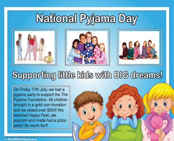 National Pyjama Day
