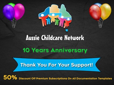 Celebrating 10 Years of Aussie Childcare Network!