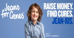 Jeans For Genes Day On 7 August