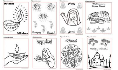 Celebrate Diwali With Children