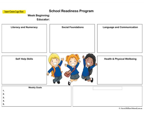 School Readiness Program