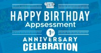 Celebrating 1 Year Of Appsessment!