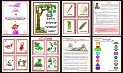 Free Downloadable Printables - No Log In Required!