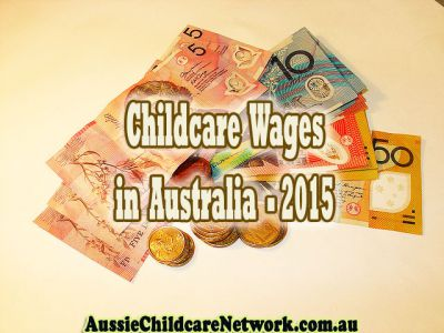Childcare Wage Table Has Now Been Updated