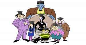 The Addams Family Graduation Song