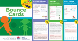 Bounce Cards - Outdoor Game Ideas For OOSH Services