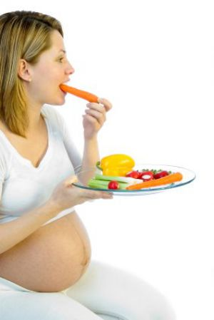 Vegetarian Pregnancy Diet