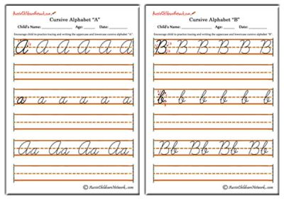 Number Names Worksheets : how to write the letter b in cursive How ...
