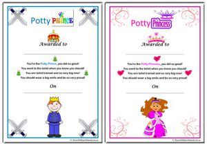 Certificates and Awards