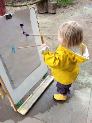 Fine Motor Development for Toddlers 2-3 Year Olds