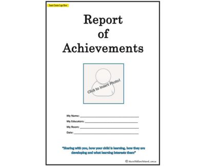Report of Achievements