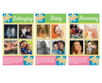 Belonging Being Becoming Posters