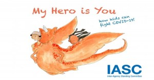 My Hero Is You - Free Children's Storybook To Help Children Cope With COVID-19