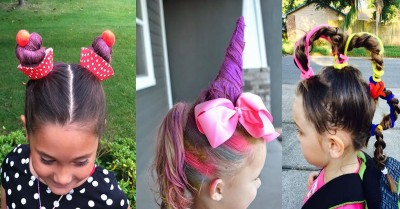 Crazy Hair Day On 7 August 2020