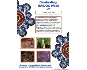 Celebrating NAIDOC Week