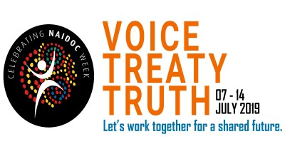 Let's Celebrate NAIDOC Week from 7 - 14 July 2019