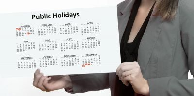 Public Holidays For Educators