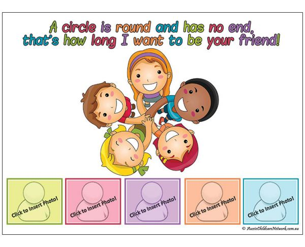 Friendship Day - Circle