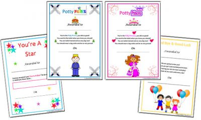 5 Brand New Certificates and Awards Created