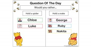 Question Of The Day Free Template To Download