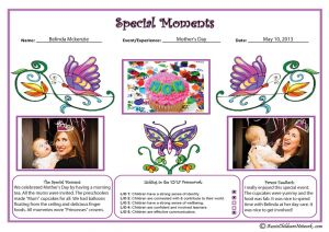 Special Moments - Pink Now Available In MS Word Version