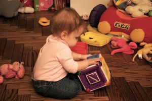 Cognitive Development for Infants 0-12 months