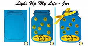 Light Up My Life Jar