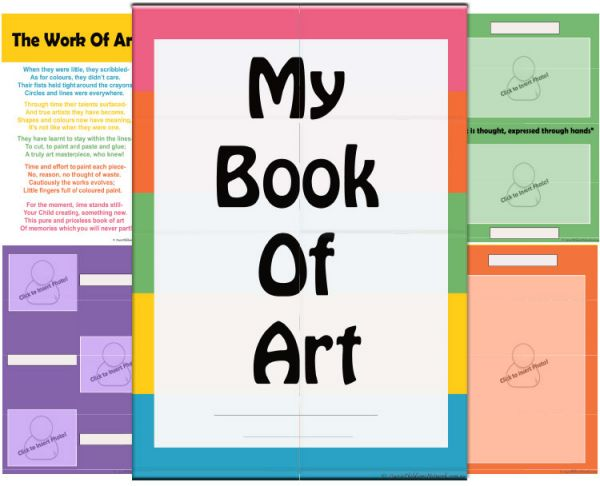 My Book Of Art