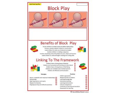 Interest Area - Block Play