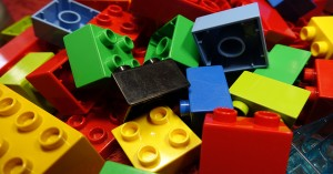 Lego and Building Blocks Are Compatible With One Another